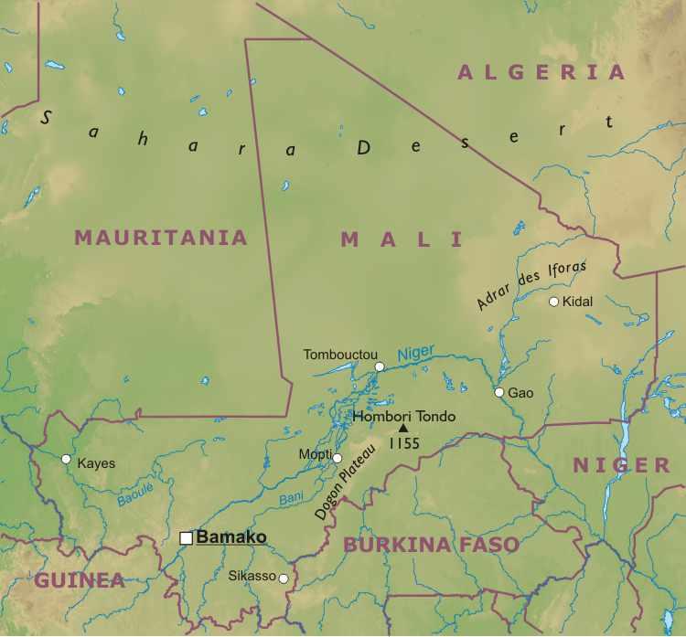 Index Of Africa Mali