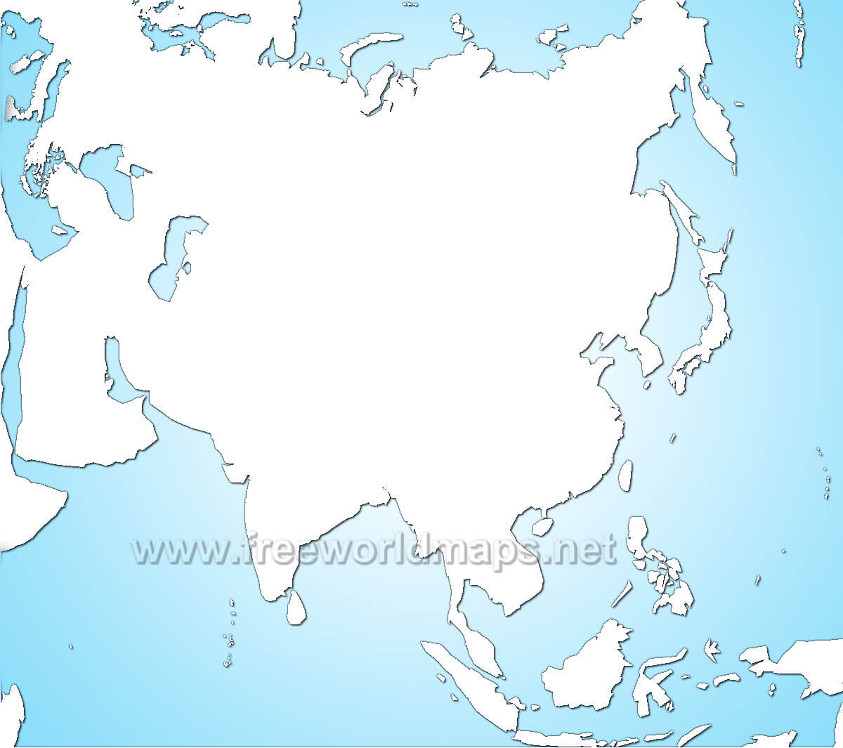 Charming Free World Maps