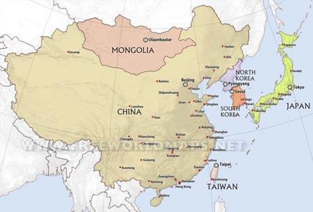 Asian Citys 104