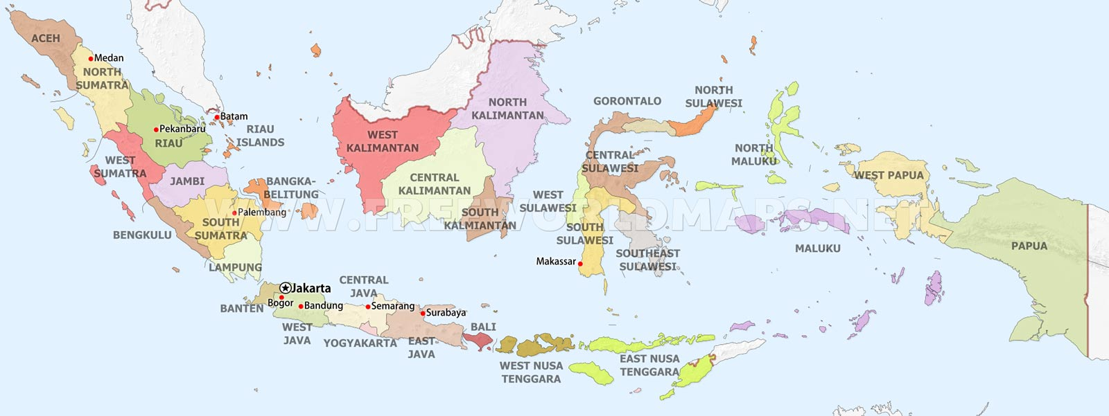 Indonesia maps indonesia map gumiabroncs Gallery