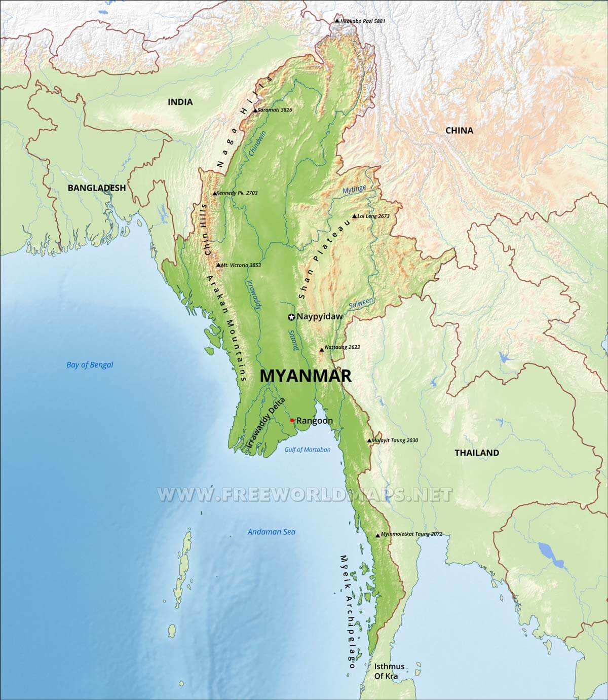 the geography and climate of thailand Travel portal offers the countrys' geography includes details on topography, location, terrain, map references, area, land boundaries, climate, natural resources, land use, natural hazards, and environment of thailand.