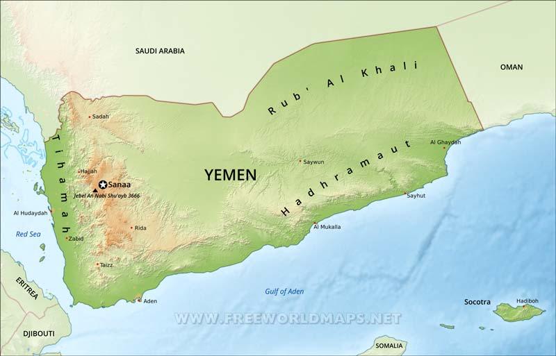 Index Of Asia Yemen