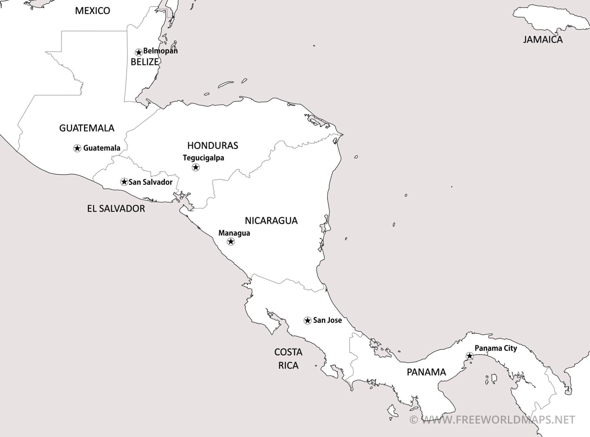 Central America printable PDF maps – Freeworldmaps.net on blank maps, uk road maps, teaching maps, outline maps, new mexico forest service maps, road maps, dynamic maps, edit and print maps, city maps, business maps, printable greeting cards, printable calendars, all maps, can i print out maps, online maps, interactive maps, satellite maps, food maps, vintage maps, u.s. regions outline maps, travel maps, large print road maps, love maps, digital maps, math maps, fire risk assessment maps, old maps, fun maps,