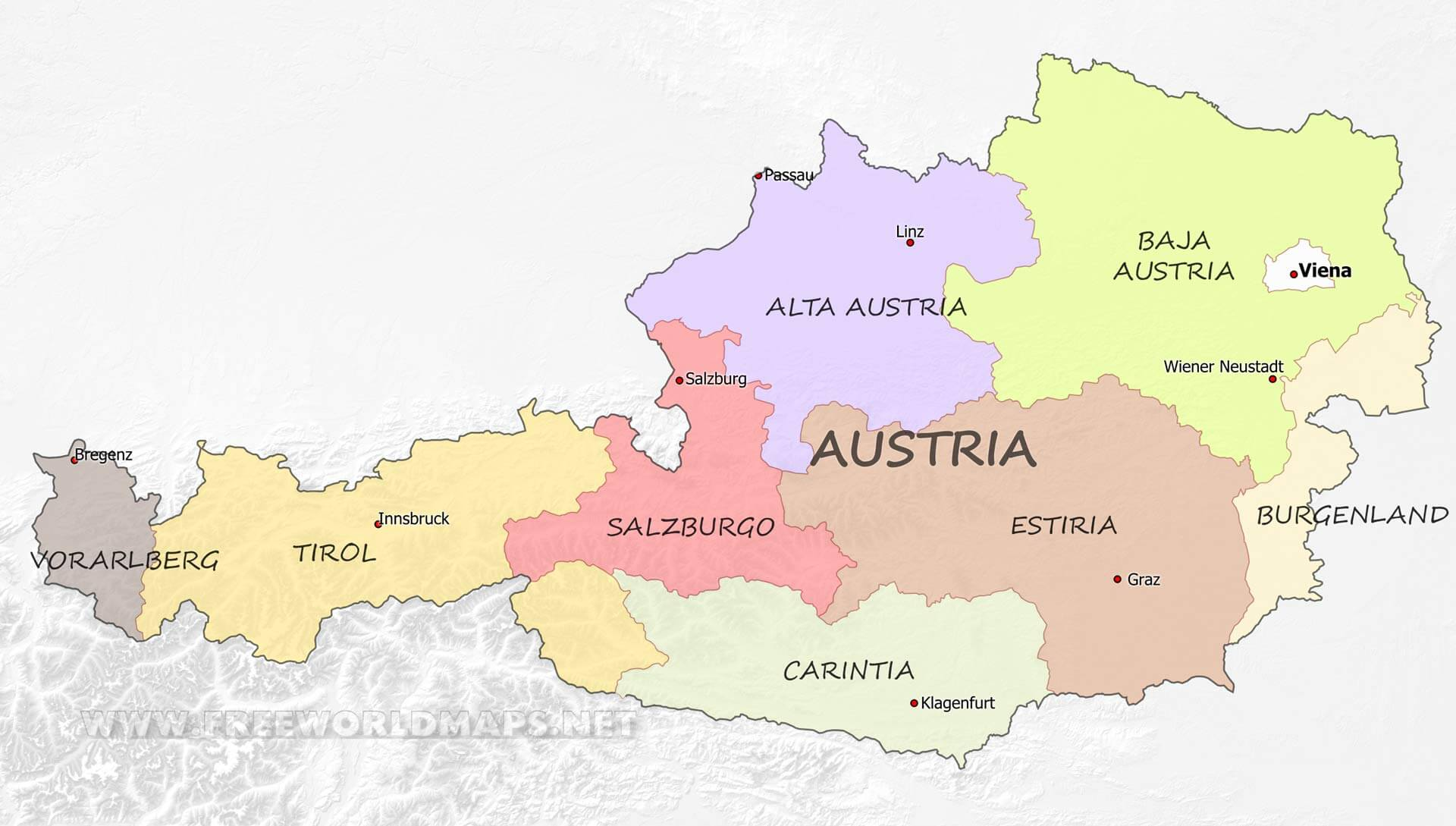 mapa of the world with Austria on Lageplan additionally About together with Hello World besides Ma Maps further 88119766.