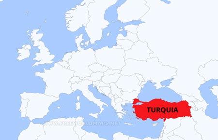 Mapa de turqu a geograf a de turqu a for Donde se encuentra el marmol