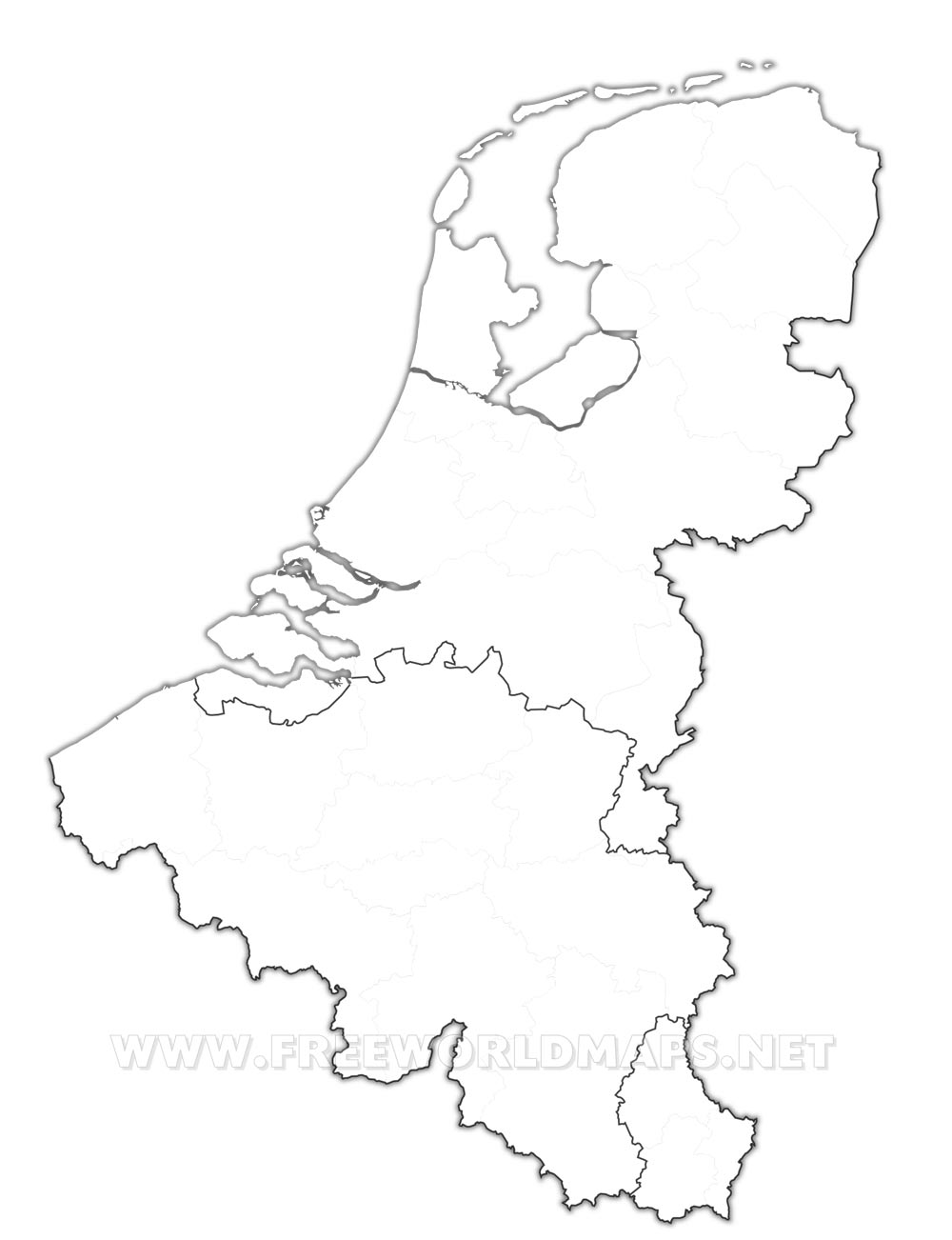 Germany Interactive Map as well Blank United States Map Quiz Printable besides Southamerica in addition Goyals Social Sciences Maps List Items aspx moreover Benelux. on us physical map of rivers