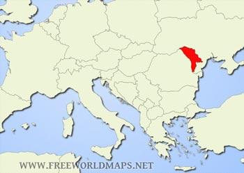 Moldova Maps By Freeworldmaps Net