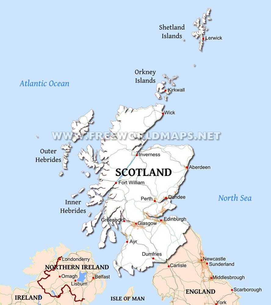 Scotland map gumiabroncs Choice Image