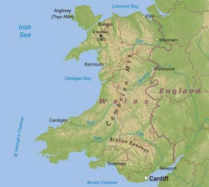 Wales mapg free world maps 2015a gumiabroncs Image collections