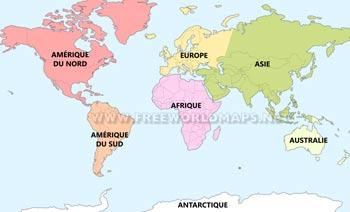 Carte Géographique Du Monde Carte Physique Du Monde