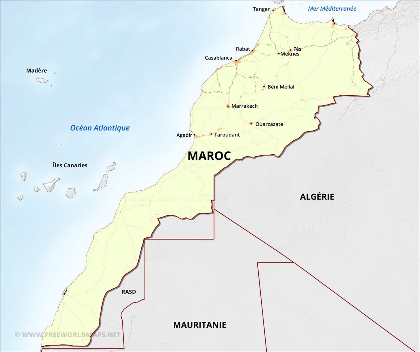 image-de-la-carte-du-maroc-hd