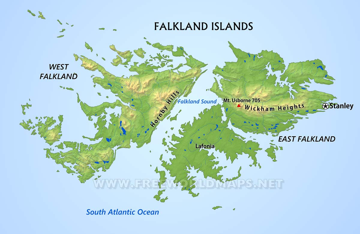 Falkland islands map gumiabroncs Gallery