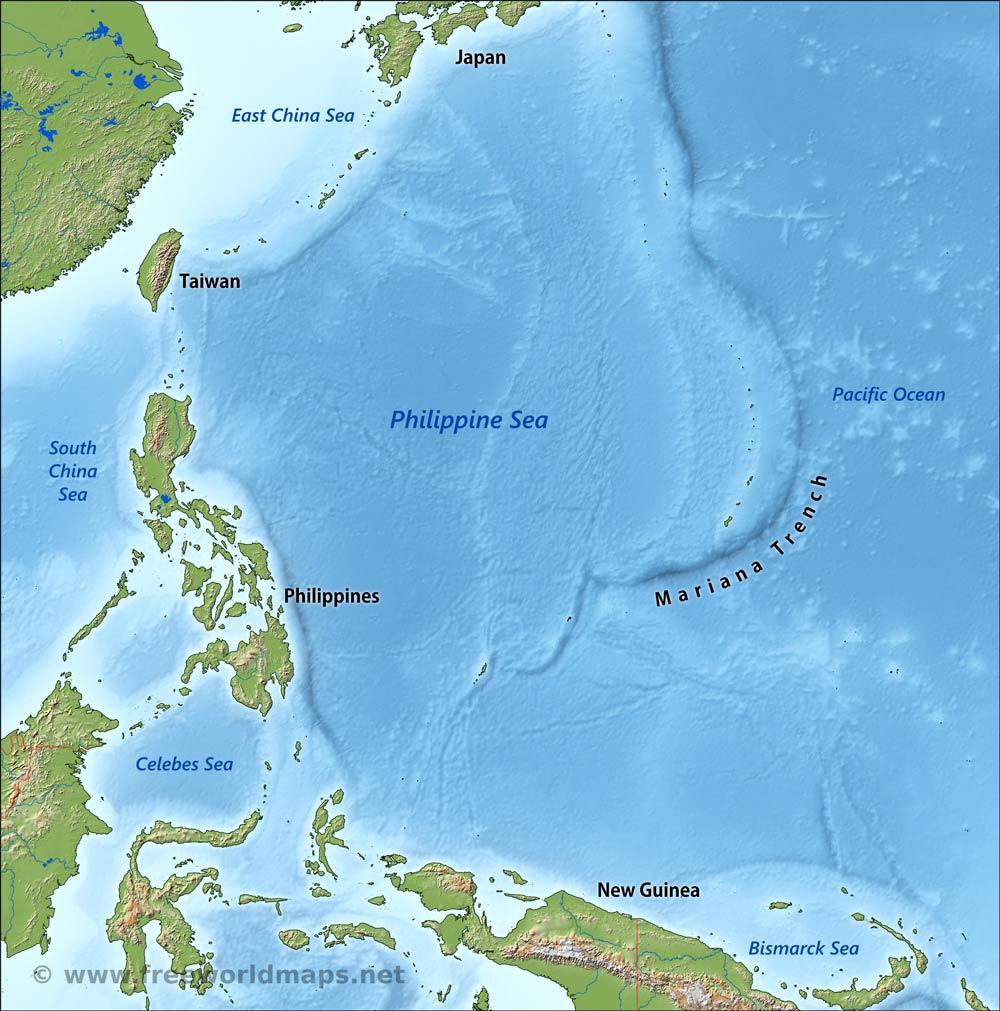 ผลการค้นหารูปภาพสำหรับ philippine sea