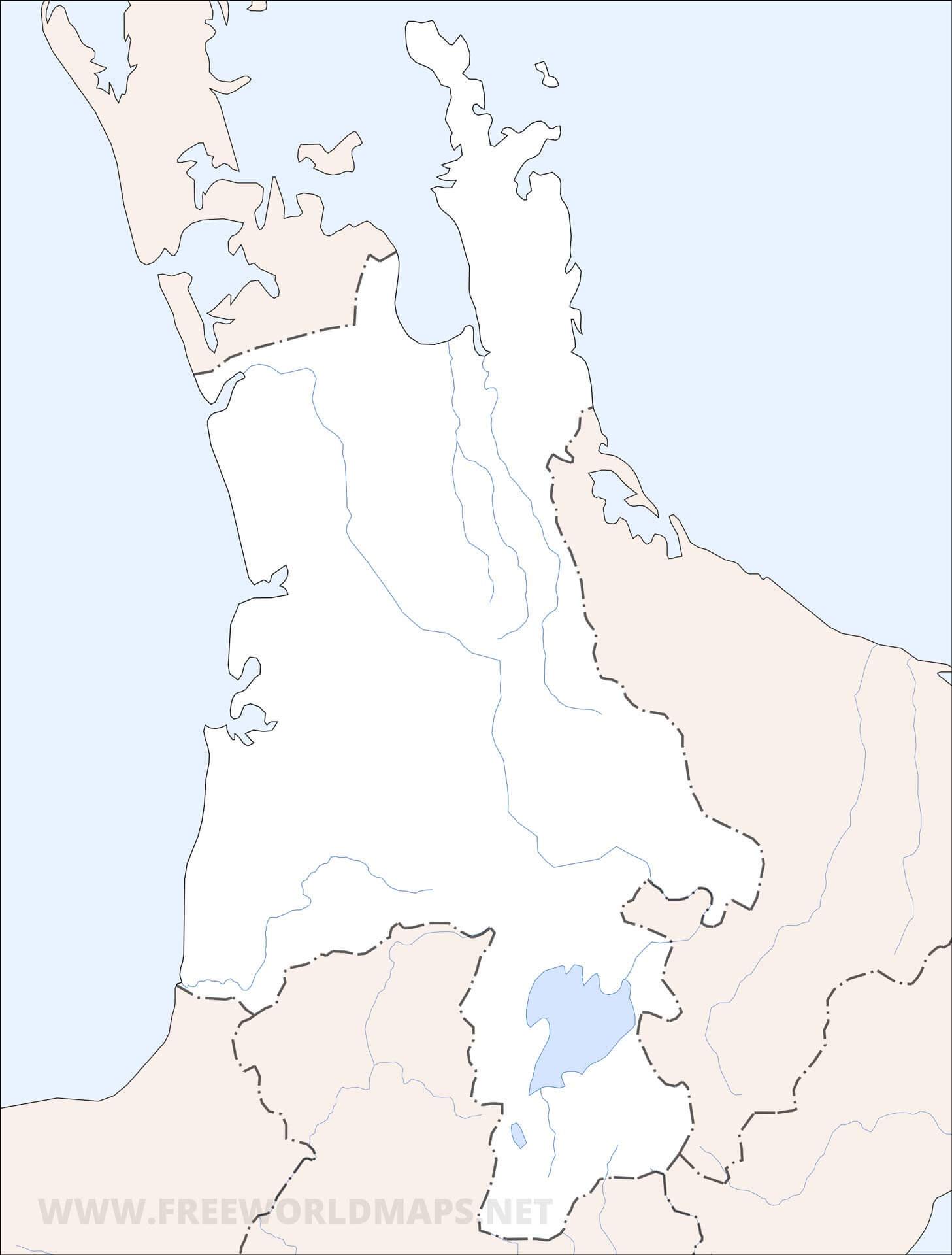 Waikato New Zealand Map.Waikato Maps Nz
