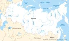 Russia Blank Map By Freeworldmaps Net