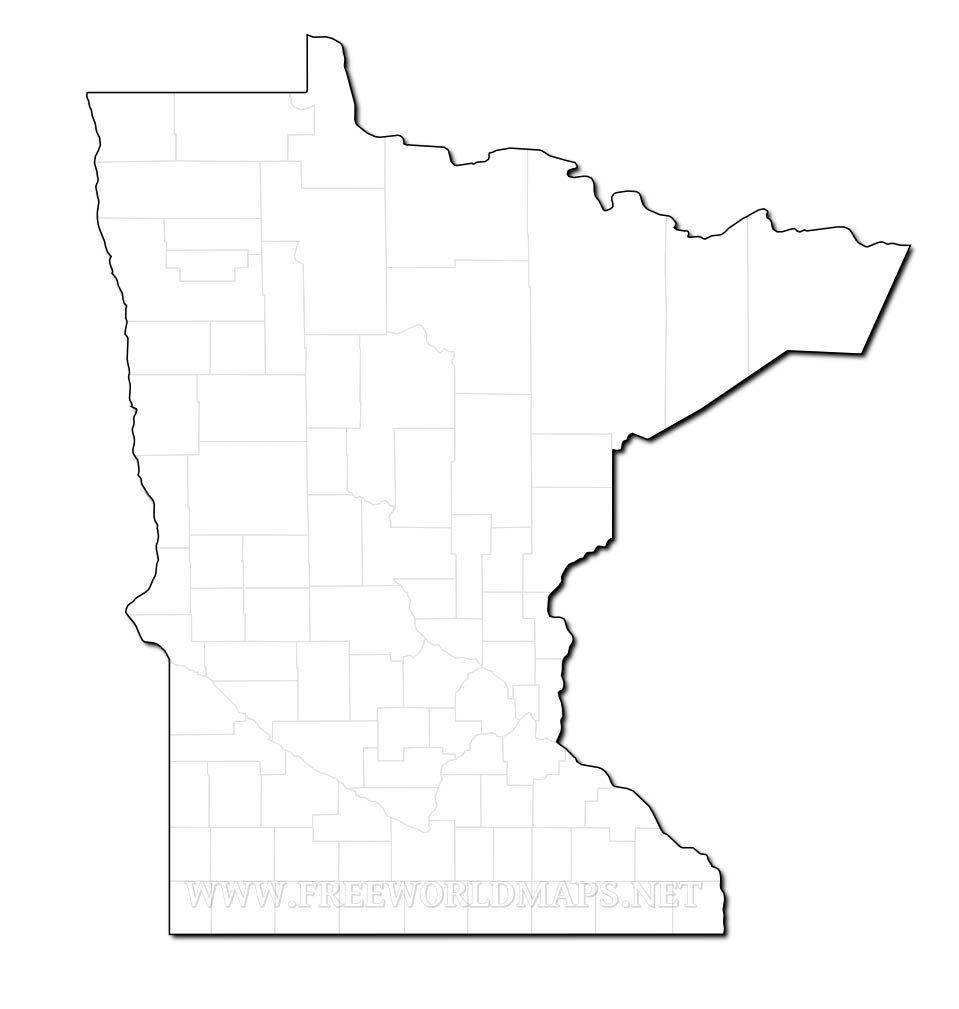 Minnesota maps