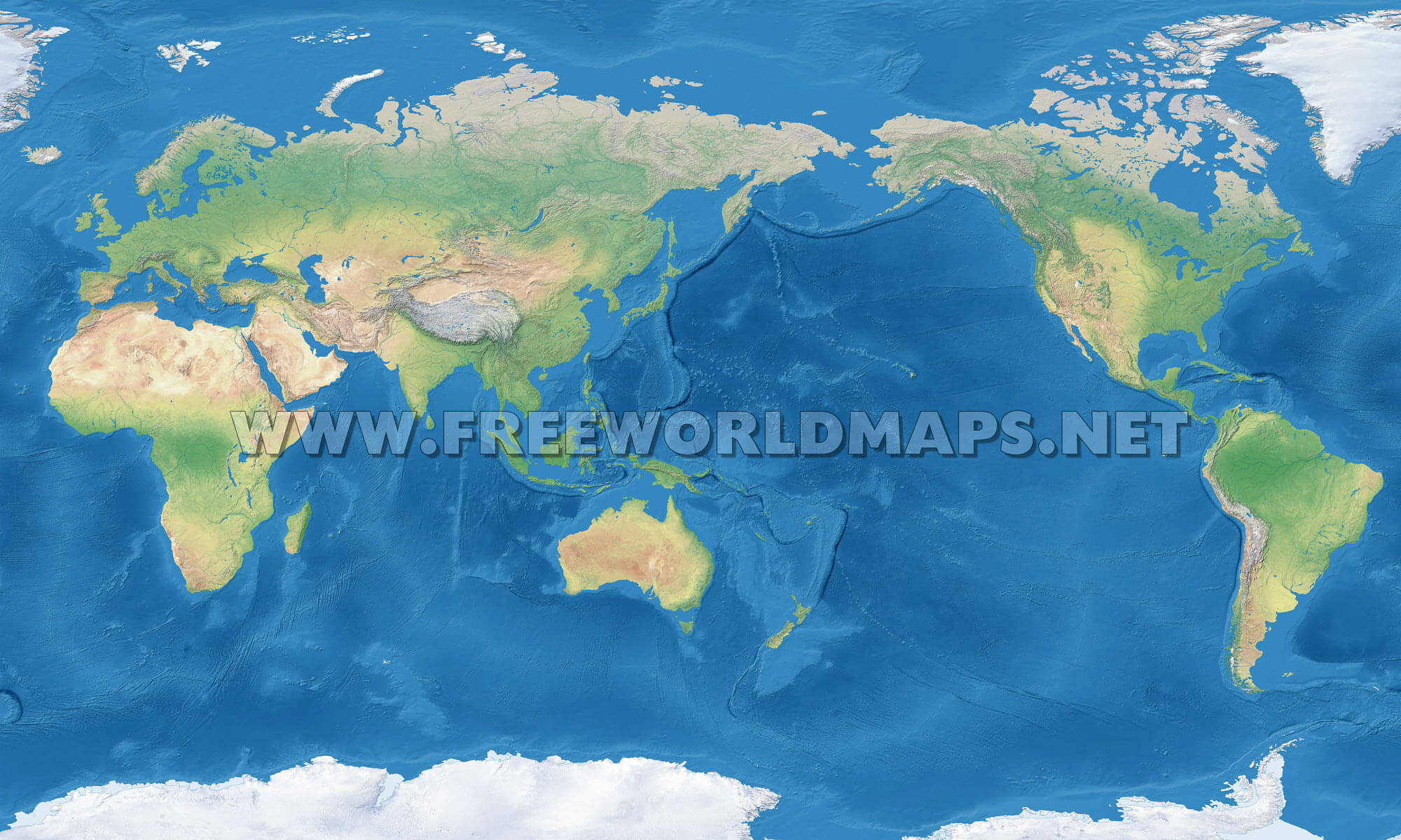 Map of the largest cities in the world editable world map asia centric world map gumiabroncs Image collections