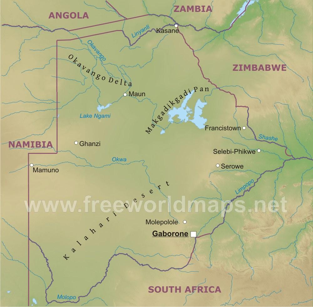 Serengeti Plain On Map Of Africa.Desert Of Africa Map Creativehobby Store