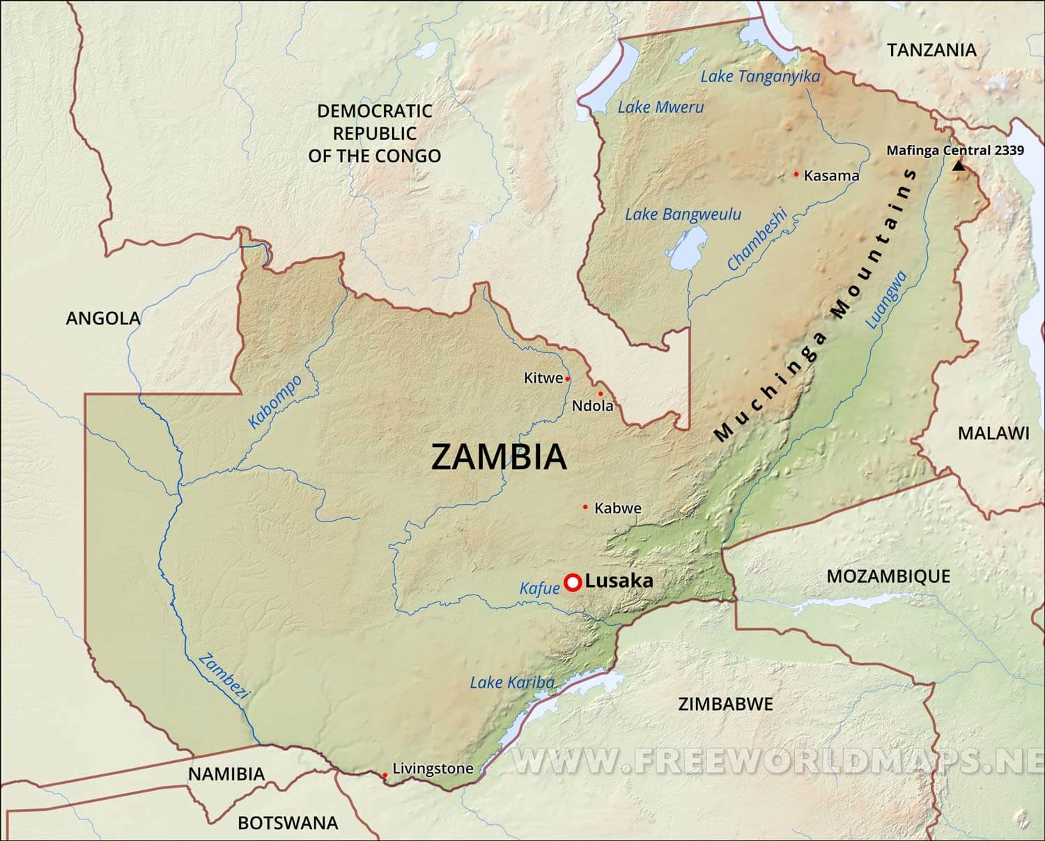 Zambia Physical Map on physical map of former ussr, physical map of lake tanganyika, physical map of st. thomas, physical map of u.s.a, physical map of republic of congo, physical map of katanga province, physical map of australi, physical map of cape of good hope, physical map of baltic countries, physical map of orange river, physical map of nauru, physical map of baltic states, physical map of n. america, physical map of new zeland, physical map of paraguay, physical map of the virgin islands, physical map of polynesia, physical map of bodies of water, physical map of zimbabwe, physical map of country,