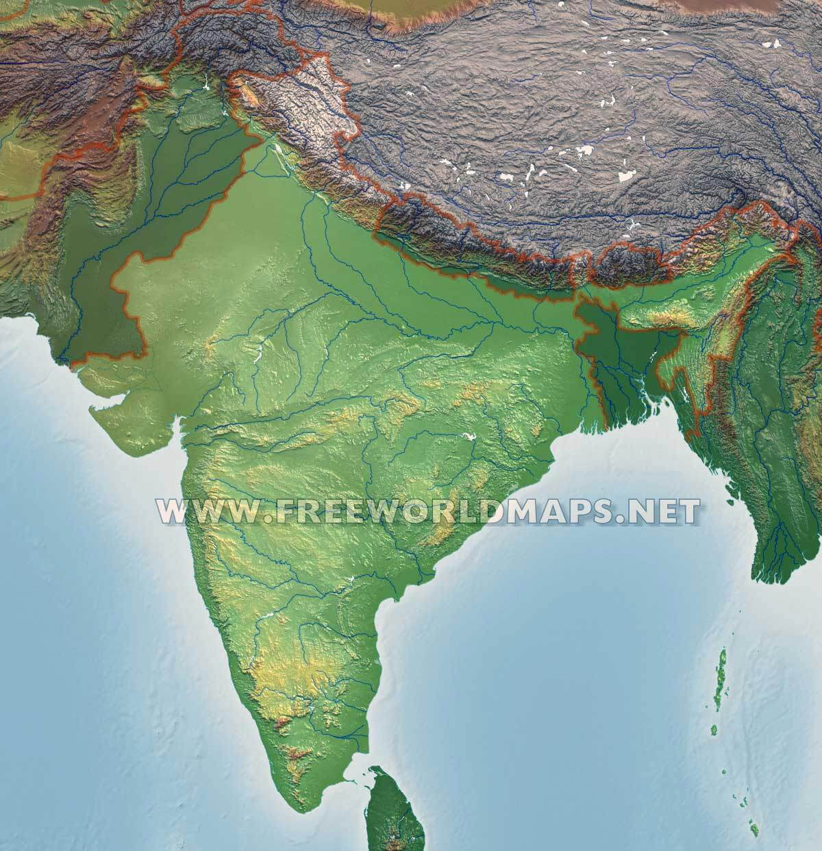India Physical Map on indian political system, indian climate map, indian political structure, india geography map, india political map, indian language map, indian caste system, indian forest map, indian compass rose, indian history map, indian people map, indian tourist map, indian cities map, indian culture map, indian blank map, ancient india map, indian map outline, indian science map, indian food map, indian social structure,