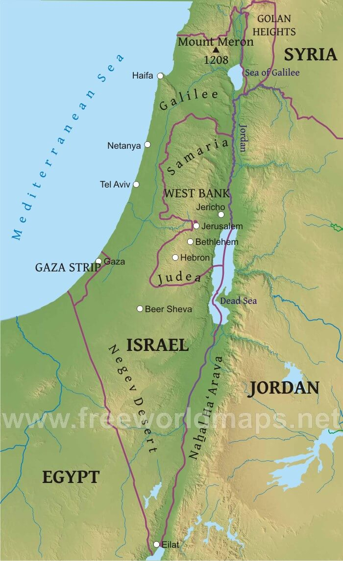 A geography of jerusalem