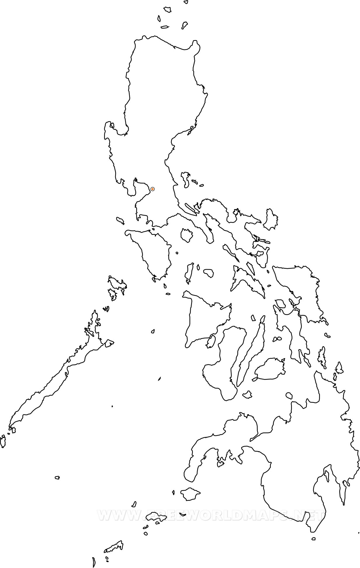 Image of: Philippines Maps