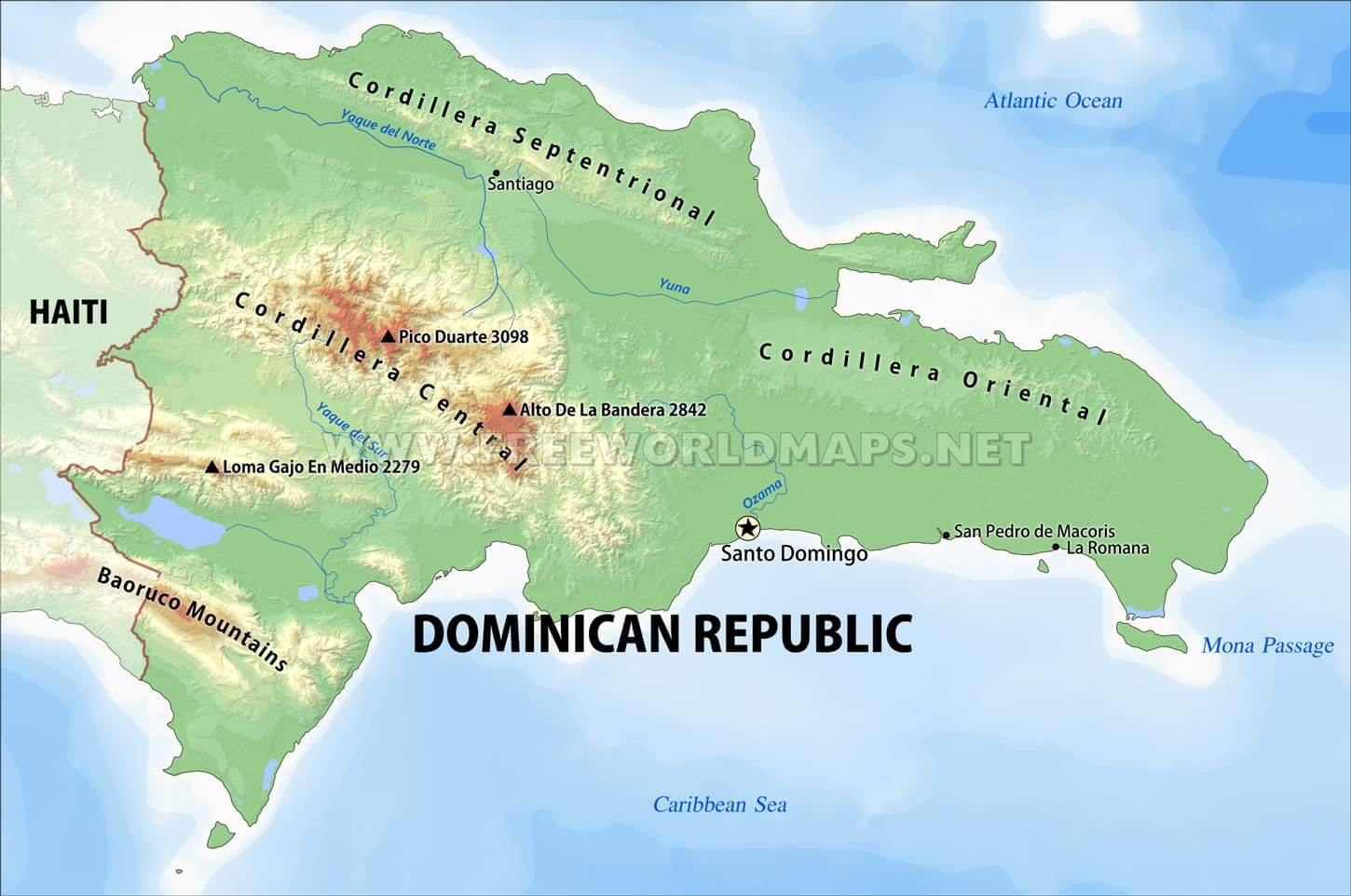 Dominican Republic Physical Map on haiti map, peru map, el salvador, punta cana map, ecuador map, jamaica map, china map, canada map, cuba map, hispaniola map, united states map, mexico map, puerto rico, caribbean map, spain map, panama map, dr map, italy map, belize map, costa rica map, carribean map, costa rica, punta cana, hungary map, santo domingo,