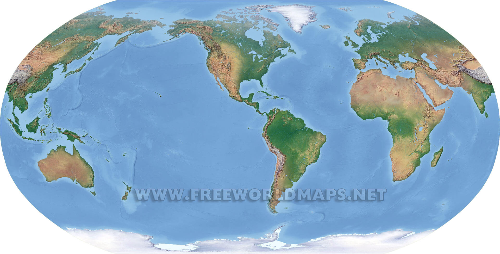 Mapa Del Mundo Paises Hd.Atlas Del Mundo Freeworldmaps Net
