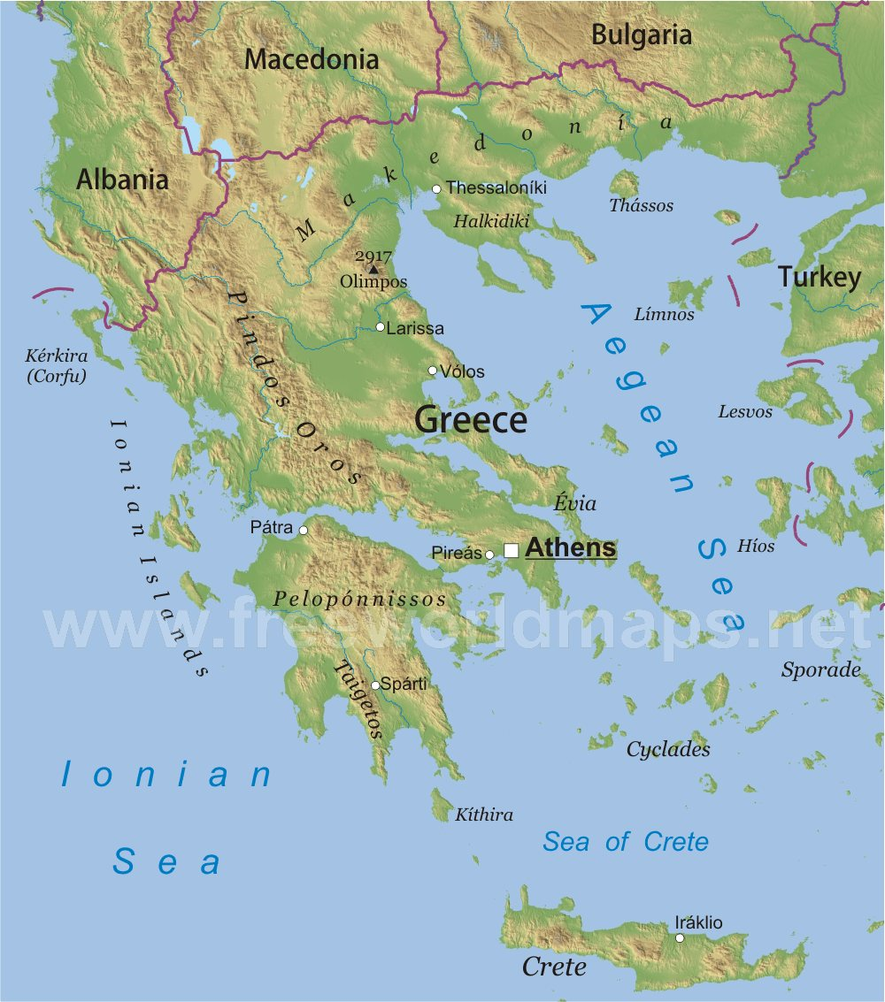 Greece Physical Map on map of europe 1700, blank map of europe, big map of europe, map of middle east, modern map of europe, map of tribal europe, map of medieval europe, map of england, map of all countries and europe, map of old europe, map of roman europe, map of biblical europe, map of religion europe, map of europe 1800, map of greece, map of europe 1900, map of mesopotamia, map of europe 1919, ancient greece map europe, crusades map europe,