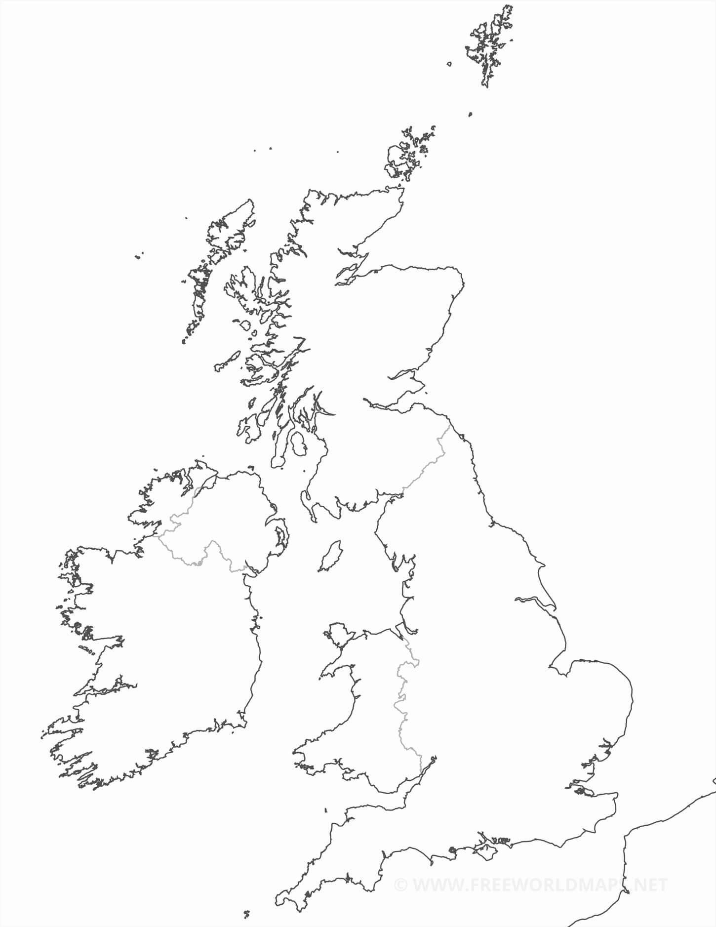 british isles map blank United Kingdom Political Map british isles map blank