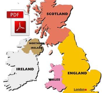 United Kingdom Maps - by Freeworldmaps.net
