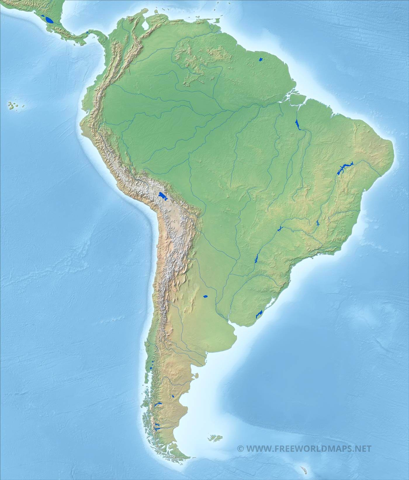 South America Physical Map – Freeworldmaps.net on map us and mexico map, hawaii continent map, north america west map, north america earth map, north america scale map, north america land map, north america environment map, canada continent map, north america power map, blank north america map, north america plateau map, jordan continent map, north america coast map, north america area map, north america sea map, argentina continent map, north america canyon map, north america south map, north america grid square map,