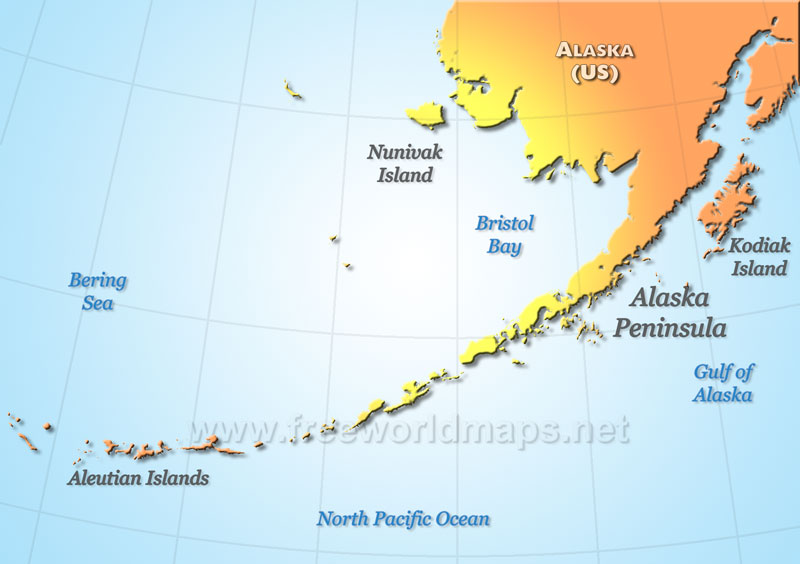 Alaska peninsula maps alaska peninsula map gumiabroncs Image collections