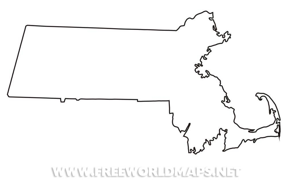 graphic relating to Printable Map of Massachusetts called Machusetts maps