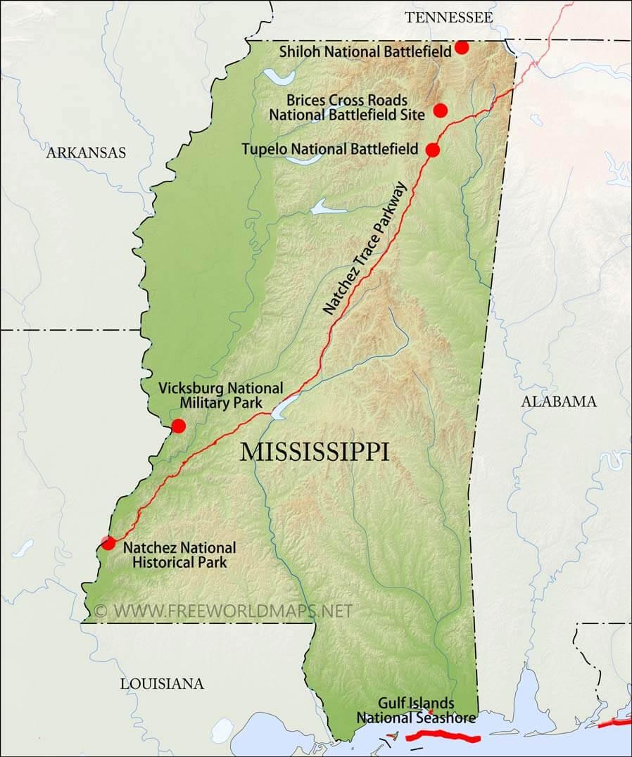 Physical map of Mississippi on gulf shores map, utah map, south carolina map, alabama map, new york map, montana map, tennessee map, kansas map, ohio map, new jersey map, kentucky map, north carolina map, georgia map, oklahoma map, michigan map, batesville ms map, louisiana map, arizona map, usa map, florida map, california map, nevada map, indiana map, pennsylvania map, missouri map, texas map, state map, wisconsin map, maryland map, nebraska map, arkansas map, minnesota map,